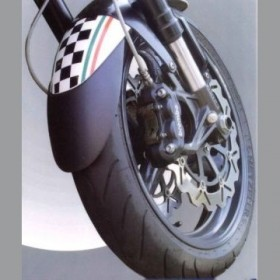 Prolongateur de gb avant noir ermax Honda 700 Integra 2012/2013