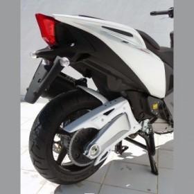Leche roue + cache chaine Ermax Srv 850 2012