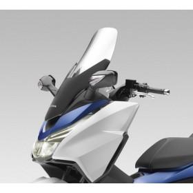 Pare brise scooter taille origine 47 cm Ermax pour 125 Forza (+ kit fixation) 2015/2016