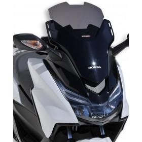 Pare brise scooter sport 30 cm Ermax pour 125 Forza (+ kit fixation) 2015/2016