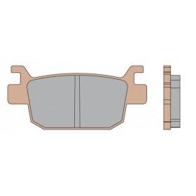 Plaquettes de frein arrière Malossi MHR homologuées
