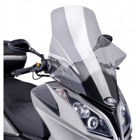 Bulle V-Tech Line Touring Puig pour Kymco Downtown 125i 2016
