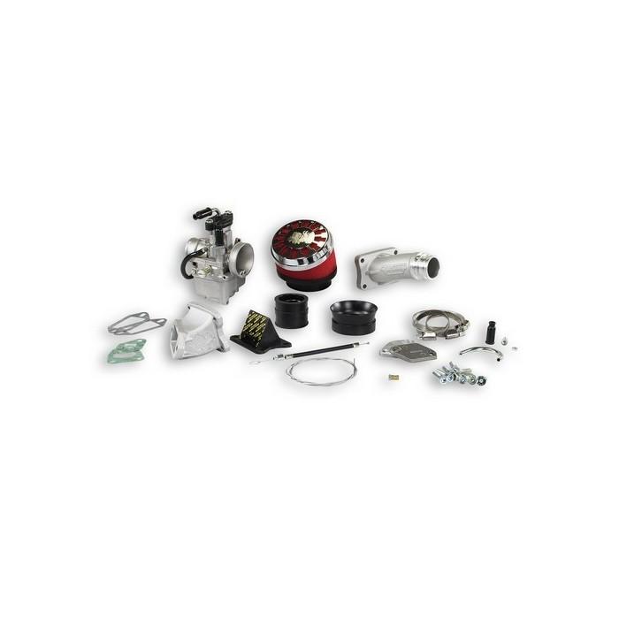 Kit carbu VHST 28 lam Cylindre MHR pour Vespa Primavera 125 2T
