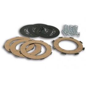 Jeu disques embrayage MHR Malossi pour Vespa Cosa 125-150-200