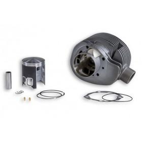 Cylindre Malossi Ø 68.5 aluminium CVF2 axe Ø 16 pour Vespa Cosa 200 2T