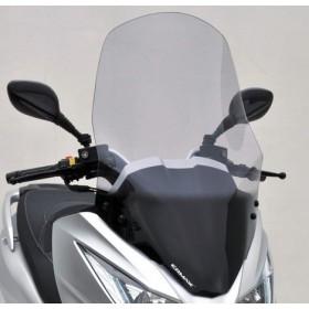 Pare brise 77cm Ermax pour Kawasaki J 125/300 de 2014 à 2016