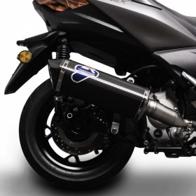 Silencieux Termignoni carbone Yamaha Xmax 300 (2017)