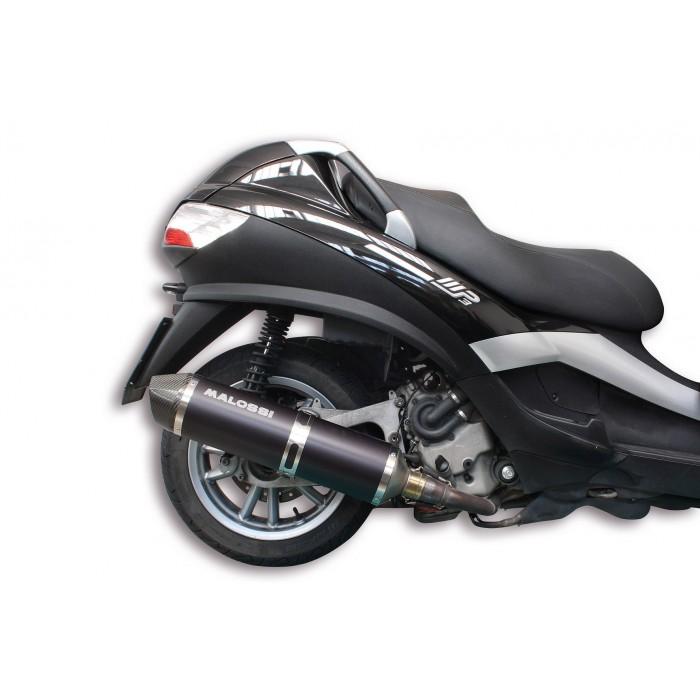 pot Malossi Rx black Piaggio 400 500 Aprilia 500