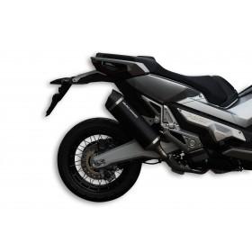 Silencieux d'échappement Malossi Honda X-ADV 750 euro 4 17-20 Maxi Wild Lion Homologué